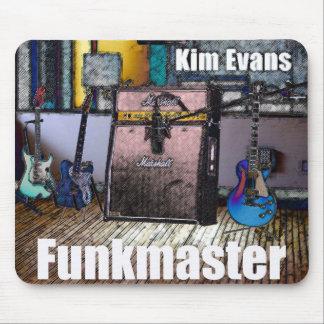 """Cojín de ratón de """"Funkmaster"""" Mousepads"""