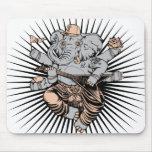 Cojín de ratón de Ganesh Tapete De Raton