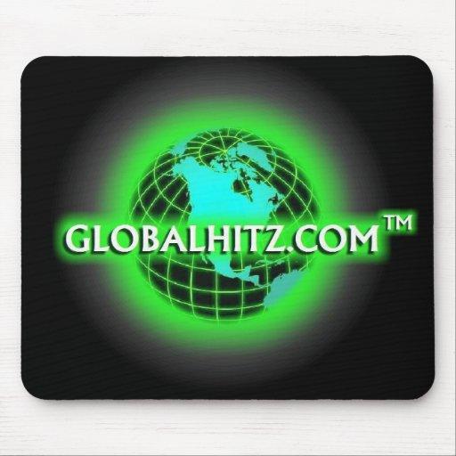 COJÍN DE RATÓN DE GLOBALHITZ.COM ALFOMBRILLA DE RATÓN
