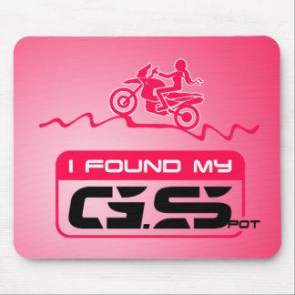 Cojín de ratón de GSpot Mousepad