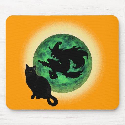 Cojín de ratón de Halloween Tapetes De Ratones