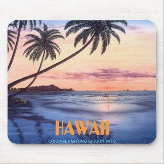 COJÍN DE RATÓN DE HAWAII MOUSE PAD