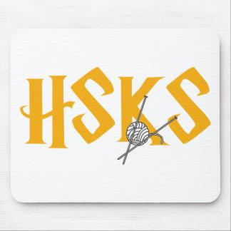Cojín de ratón de HSKS Alfombrilla De Ratones
