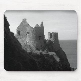Cojín de ratón de Irlanda del Norte del castillo Alfombrilla De Ratón
