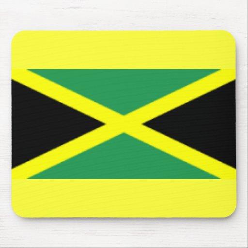 cojín de ratón de Jamaica Tapetes De Ratones