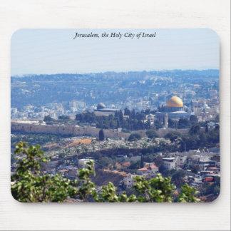 Cojín de ratón de Jerusalén Tapetes De Raton