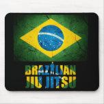 Cojín de ratón de Jiu Jitsu del brasilen@o - ester Tapete De Ratones