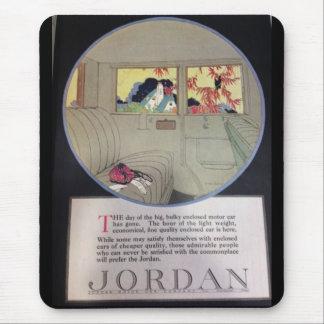 Cojín de ratón de Jordania Alfombrilla De Raton