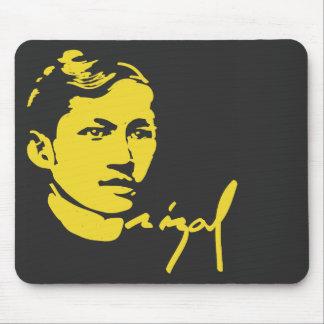 Cojín de ratón de Jose Rizal Tapete De Ratones