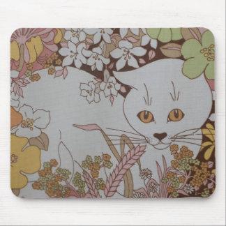 Cojín de ratón de KittyCat Tapetes De Raton