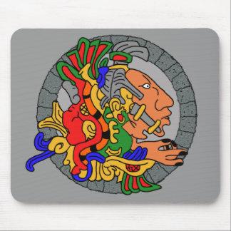 Cojín de ratón de Kukulkan Alfombrilla De Ratón