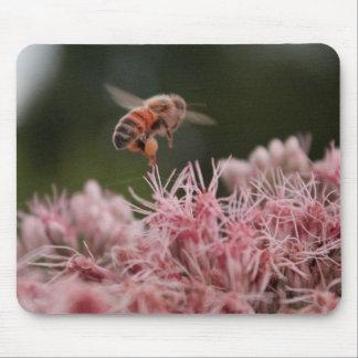 Cojín de ratón de la abeja de trabajador tapetes de raton