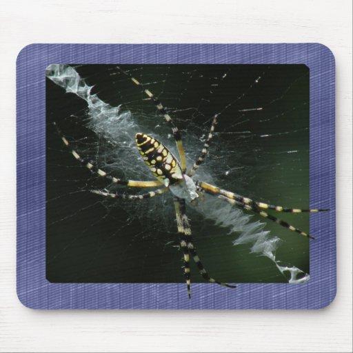 Cojín de ratón de la araña alfombrilla de raton