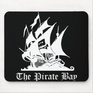 Cojín de ratón de la bahía del pirata - versión ne mousepad