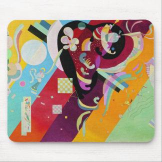 Cojín de ratón de la composición IX de Kandinsky Alfombrillas De Ratón