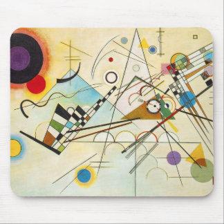Cojín de ratón de la composición VIII de Kandinsky Mouse Pad