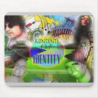 Cojín de ratón de la cubierta del álbum de KMI Alfombrilla De Ratón