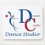 Cojín de ratón de la danza de DC Tapete De Ratón