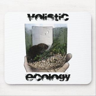 Cojín de ratón de la ecología de Volistic Alfombrillas De Raton