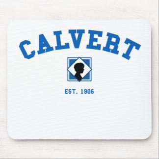 Cojín de ratón de la educación de Calvert Alfombrilla De Raton