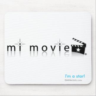 cojín de ratón de la película del MI Alfombrilla De Ratones