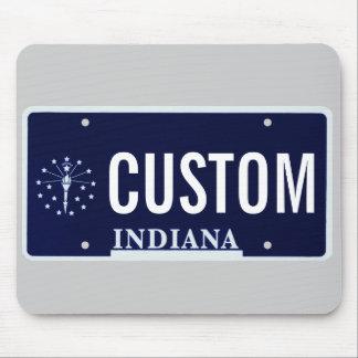 Cojín de ratón de la placa de Indiana Mousepad