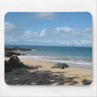 Cojín de ratón de la playa de Maui Tapete De Raton