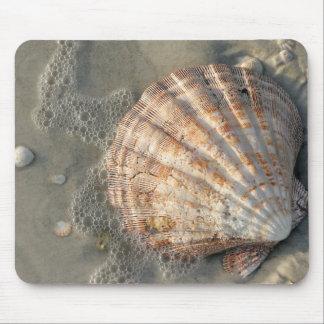 Cojín de ratón de la playa tapetes de ratones
