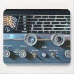 Cojín de ratón de la radio de la onda corta del alfombrillas de raton