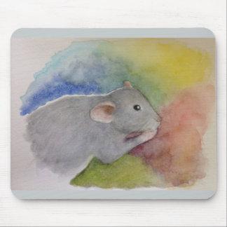 Cojín de ratón de la rata tapetes de ratones