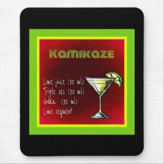 Cojín de ratón de la receta 2 de Kamikazi Tapetes De Ratón