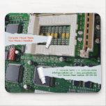 Cojín de ratón de la reparación del ordenador alfombrillas de raton
