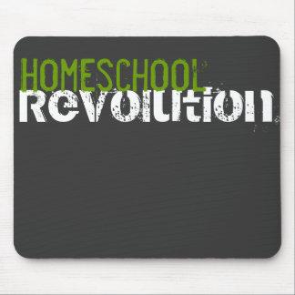 Cojín de ratón de la revolución de Homeschool Mouse Pad