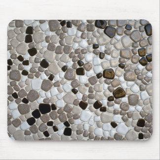 Cojín de ratón de la teja de mosaico alfombrilla de ratones