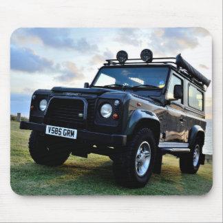 Cojín de ratón de Land Rover Tapetes De Raton