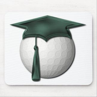 Cojín de ratón de las lecciones de golf tapetes de ratón