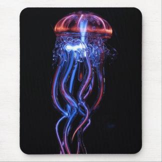 Cojín de ratón de las medusas mouse pads