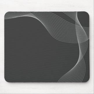 Cojín de ratón de las ondas mousepad