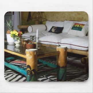 Cojín de ratón de los muebles de Dusstilldaan Tapetes De Ratón