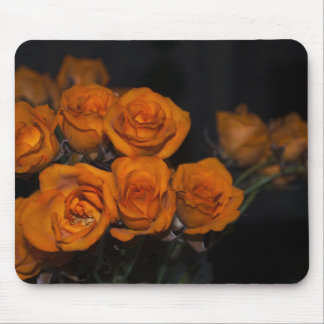 Cojín de ratón de los rosas tapetes de ratón