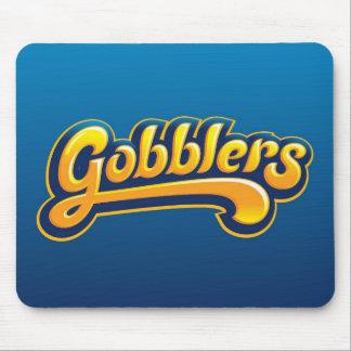 Cojín de ratón de los señuelos de los Gobblers Mouse Pads