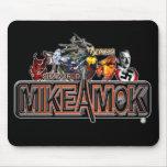 Cojín de ratón de MikeAmok Alfombrillas De Ratones