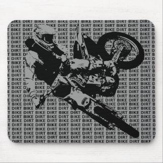 Cojín de ratón de Mousepad del motocrós de la bici