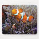 Cojín de ratón de Nemo Tapetes De Ratón