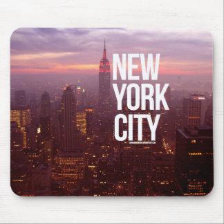 Cojín de ratón de New York City Alfombrilla De Ratón