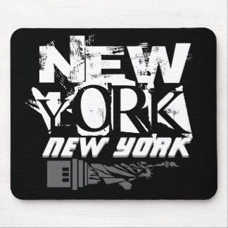 Cojín de ratón de Nueva York Nueva York Alfombrilla De Raton