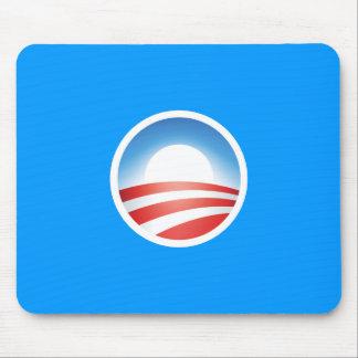 ¡Cojín de ratón de Obama! Alfombrillas De Ratón