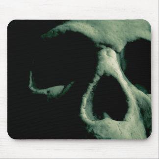 Cojín de ratón de observación del cráneo alfombrilla de raton