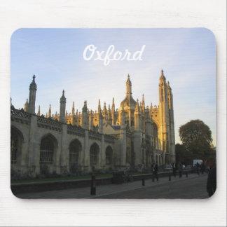 Cojín de ratón de Oxford Tapetes De Ratones