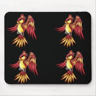Cojín de ratón de Phoenix Alfombrilla De Ratón